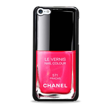 Chanel Nail Polish Fracas Unique Iphone 5C Cases