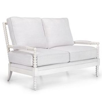 Spindle Loveseat | Sofas | Living Room | Furniture | Z Gallerie