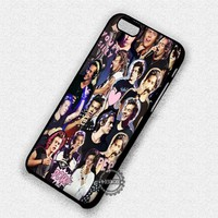 Collage Harry Styles One Direction - iPhone 7 6 Plus 5c 5s SE Cases & Covers #music #1d