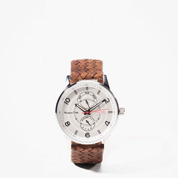 CLASSIC TIME WATCH - Essentials - MEN - United States
