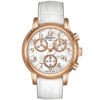 Tissot T-Classic Dressport Chronograph Ladies Watch T050.217.36.112.00