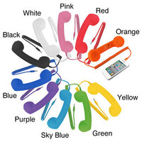 Retro Phone Handset for Apple iPhone 5, 4/4S iPad 2/ iPad 3/ iPad mini | Overstock.com