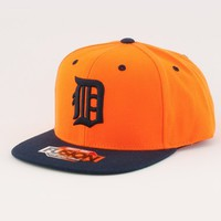 Men's American Needle 'Detroit Tigers - Back 2 Front' Snapback Baseball Cap