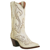 Pungo Ridge, Home of Western Boot Sales - Online Western Store - Dan Post® Women's El Paso Leather Western Boots - White, Women's Boots, DP3248