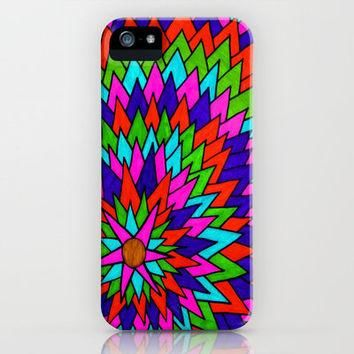 Blossom and Six iPhone Case by Erin Jordan | Society6