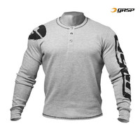 GASP Thermal Henley