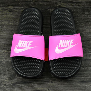 Trendsetter NIKE Women Casual Slipper Sandal Shoes 1759f88576