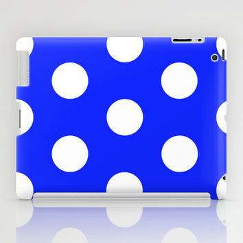 Polka Dot Fun 2 iPad Case by Maureen Bates Photography