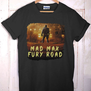 Mad Max Fury Road Poster T-Shirt