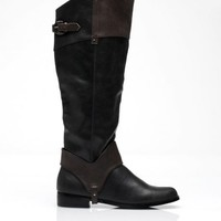 Restricted / Belmont Boot