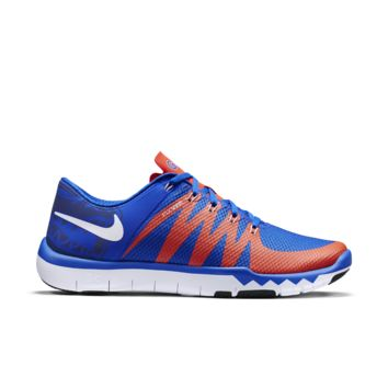 Nike Free Trainer 5.0 V6 AMP (Florida) Men's Training Shoe Size 12 (Blue)