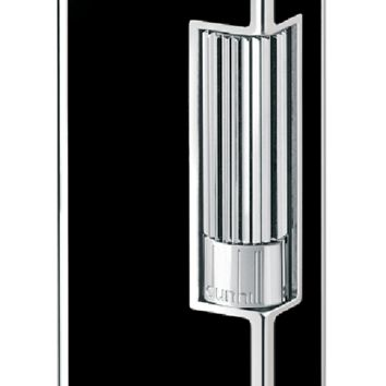 Dunhill Chassis Black Lacquer Palladium Plated Lighter