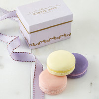 Two's Company Macaron Soaps from Elizabeth's Embellishments