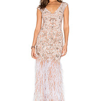 Luv AJ x Parker Black for REVOLVE Bridal Gown in Nude