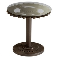 Rockford Notched Side Table