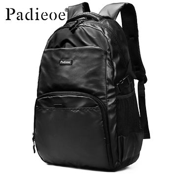 Men's Backpack Teenager School Bag for Male High Quality Laptop Fashion Nylon Women Backpack Bag