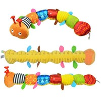 Baby Animal Toy Musical Stuff Ring Bell