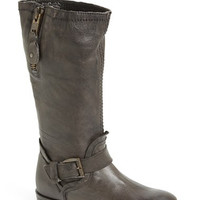 'Token' Leather Boot (Women)