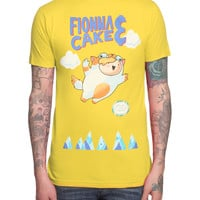 Adventure Time Super Fionna And Cake T-Shirt