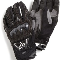 FOX BOMBER MX/OFFROAD GLOVES BLACK LG