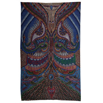 Yes Yes No No Monster Psychedelic Tapestry