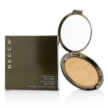Becca Sunlit Bronzer - # Bali Sands Make Up