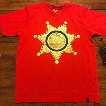 ICIKu7q versace collection vc medusa embroidered t shirt l 135 00