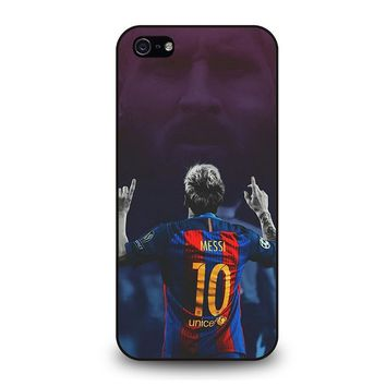 LIONEL MESSI 10 BARCELONA iPhone 5 / 5S / SE Case Cover