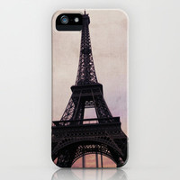 Vintage Paris iPhone Case by Ann B. | Society6