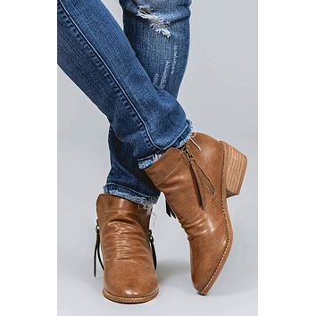 Denver Slouchy Ankle Bootie