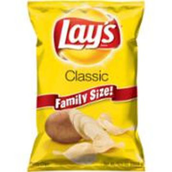 LAYS POTATO CHIPS 2oz