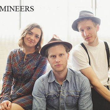 The Lumineers Band Portrait Poster 11x17