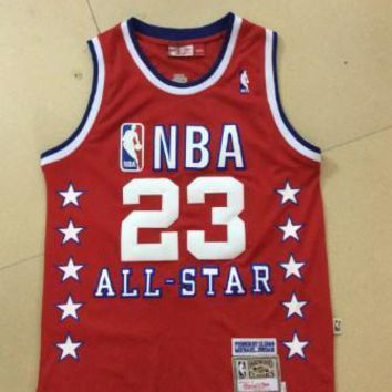 Nba Chicago Bulls #23 Michael Jordan 1989 All Star Swingman Jersey | Best Deal Online