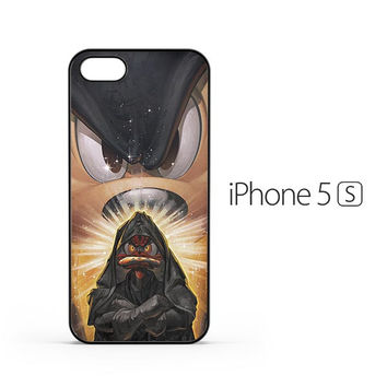 Mickey Donald Star Wars iPhone 5 / 5s Case