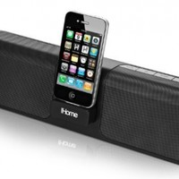 iHome iP46 Portable 30-Pin iPod/iPhone Speaker Dock:Amazon:MP3 Players & Accessories