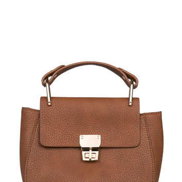 Lonia Mini Bag (Brown)