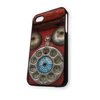 Vintage Toy Phone iPhone 5/5S Case