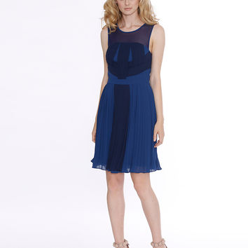 Australian Designer Label ROMANCE Navy Shape Shifter Mini