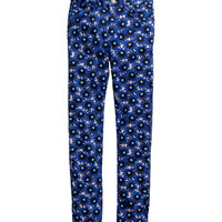 Slim-fit twill trousers - from H&M