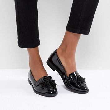 ASOS MINKIE Flat Shoes at asos.com