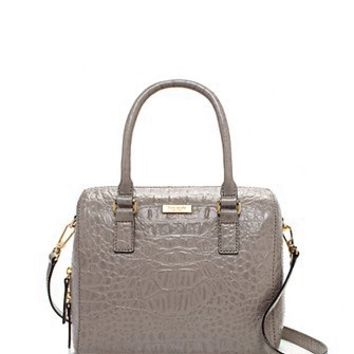Kate Spade New York Rialto Place Alessa Croc Satchel