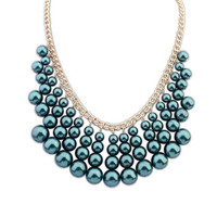 New Arrival Shiny Gift Jewelry Korean Accessory Stylish Pearls Hot Sale Necklace [6573118855]