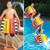 Swimming Pool Inflatable Cannonball - Inflatable