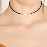Curved Bar Choker
