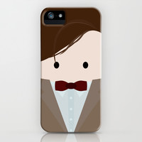 Box Faces: Doctor Who 11  iPhone & iPod Case by House Of Jennifer