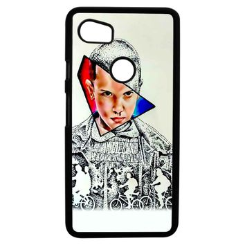 Stranger Things Eleven 2 1 Google Pixel 2XL Case