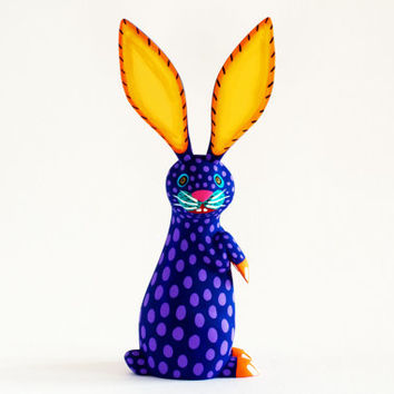 LUIS PABLO : Midnight Rabbit