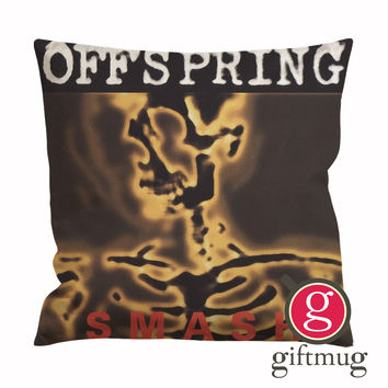 The Offspring - Smash Cushion Case / Pillow Case
