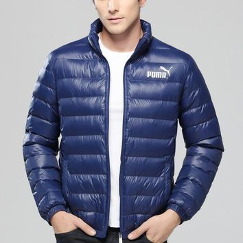 Puma Fashion Cardigan Jacket Coat-3