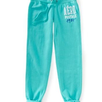 Aero 1987 Heritage Cinch Sweat Pants - Aeropostale